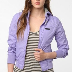 Urban Outfitters Members Only Womens Jacket